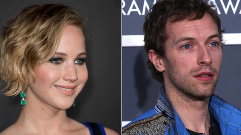 Jennifer Lawrence y Chris Martin ¿romance en puerta?