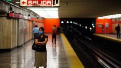 En el interior del metro los asaltos se incrementaron 4.1 por ciento con...