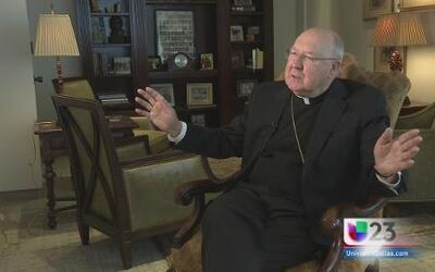Obispo de Dallas se reunirá con el Papa