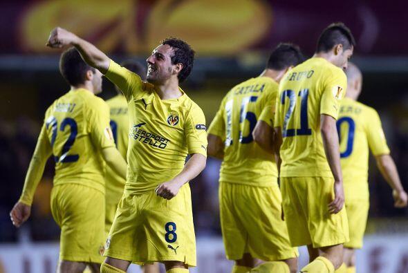 Después hubo otro gol para los ibéricos, de Giuseppe Rossi...