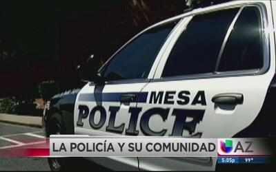 Condado de Mesa dio a conocer estudio sobre la policía y la comunidad
