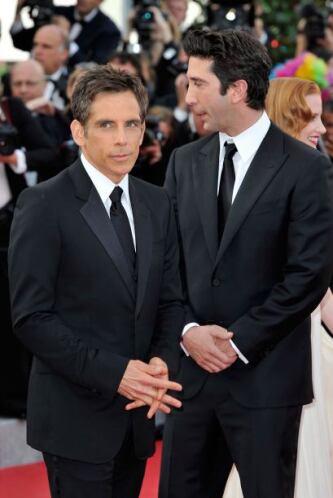 El actor Ben Stiller mide 5 pies y 6 pulgadas, pero es uno de los histri...