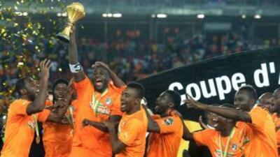 La Copa Africana de Naciones 2015 la ganó Costa de Marfil.