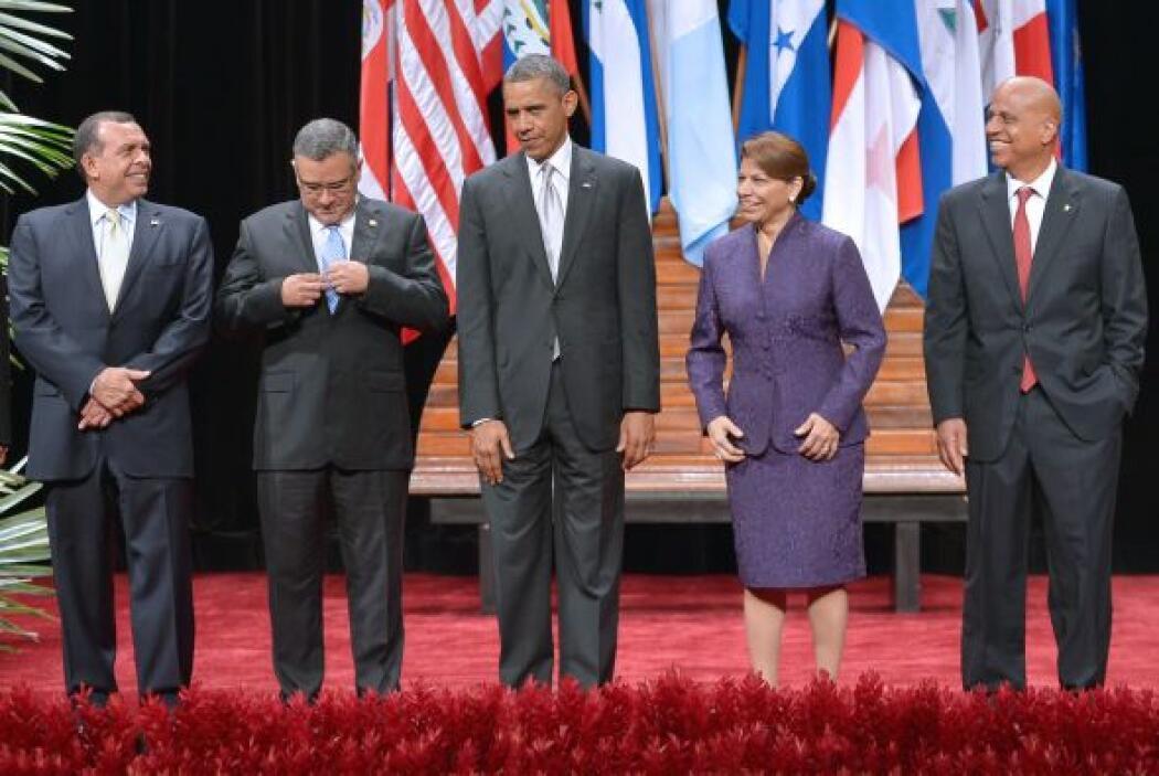 Después, en la cena de trabajo, Obama afirmó que Centroamérica necesita...