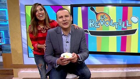 Huevitos para Alan: Karla le preparó un desayuno muy especial a su amigo...