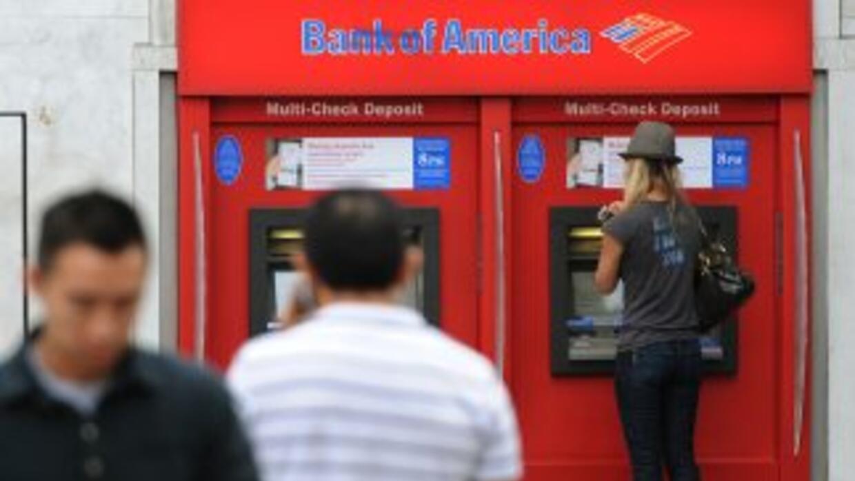 Bank of America recientemente perdió el puesto de mayor banco de Estados...