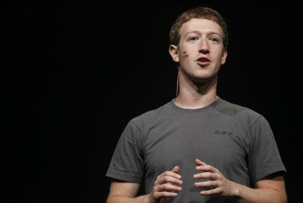 MARK ZUCKERBERG- El creador de Facebook todavía no puede considerarse en...