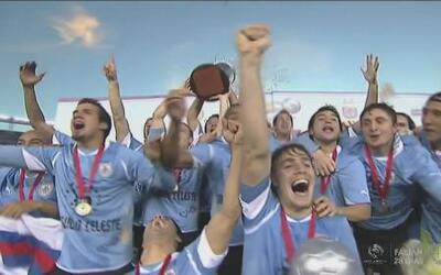 Diego Forlán recuerda la Copa América 2011