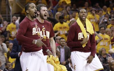Cavaliers rompen el récord de la NBA con 25 triples en un juego.