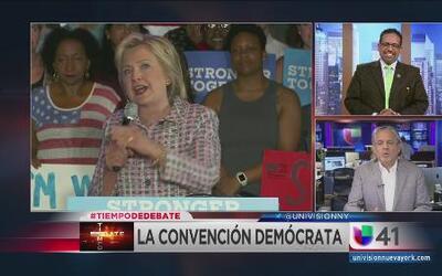 Tiempo de debate: La Convención Demócrata