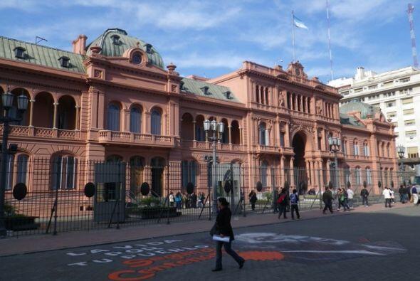 Las calles de Argentina han sido las locaciones perfectas para llevar a...