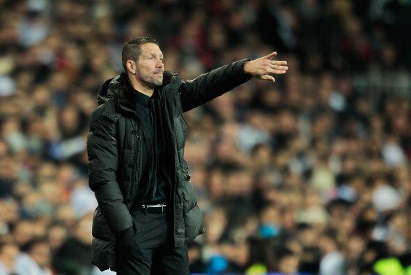 Cuando llegó al Atlético de Madrid sustituyó a Gregorio Manzano, muchos...