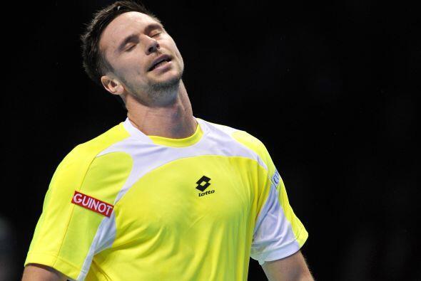 El sueco Robin Soderling buscará coronarse en Wimbledon y escalar posici...