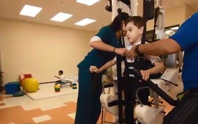 Entidad de rehabilitación pediátrica fundada en 1950.