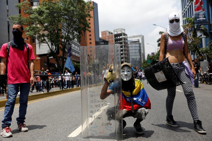 La represión de Nicolás Maduro golpea más fuerte que la de Hugo Chávez 2...