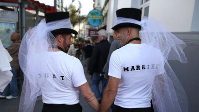 Uniones gay