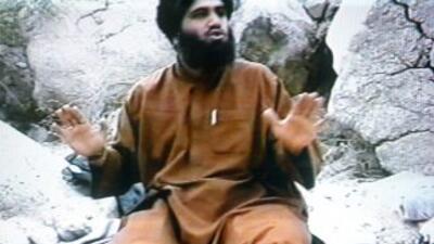 Abu Ghaith participó en la grabación de varios videos tanto con Bin Lade...