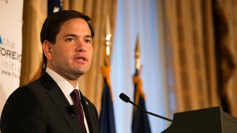 Sale a la luz que hermana del Senador Marco Rubio vivió en casa de Miami...