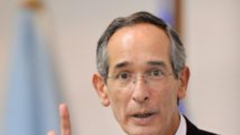 El presidente de Guatemala, Álvaro Colom, vetó una ley que reinstalaría...