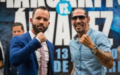 Álvarez y Margarito