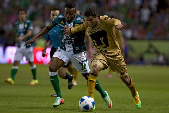 Martín Bravo tendrá un duelo especial cuando juegue el León ante los Pum...