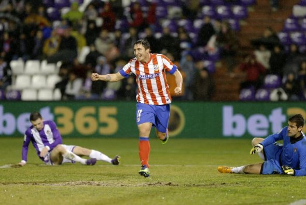 Faltaría un gol, conseguido por el uruguayo Cristian Rodriguez y el Atlé...