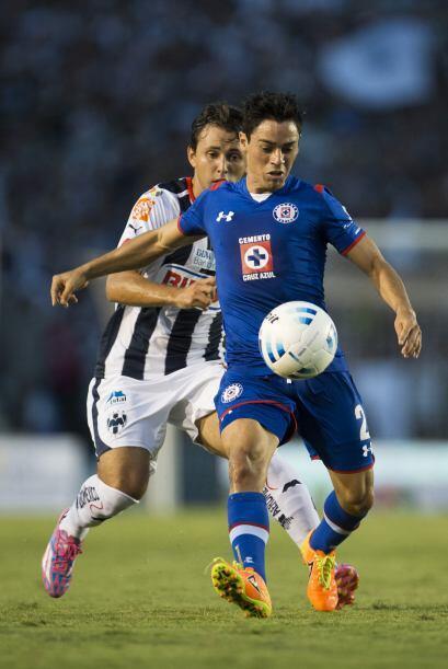 Fausto Pinto, lateral izquierdo, Gerardo Torrado, contención, Pab...