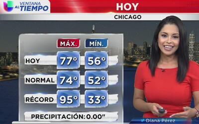 Ventana al Tiempo: Chicago y sus alrededores comenzarán la semana con ll...
