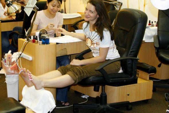 ¡Kristin Davis es otra famosa que se preocupa por su belleza! Se nota qu...