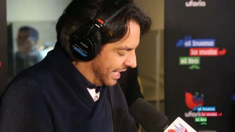 Eugenio Derbez: de director a presentador de noticias