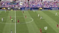 Goooolll!! Aron Johannsson mete el balón y marca para Estados Unidos