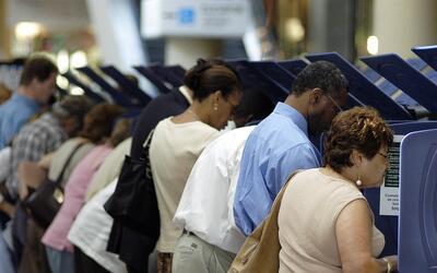 Buscan movilizar el voto hispano en Houston