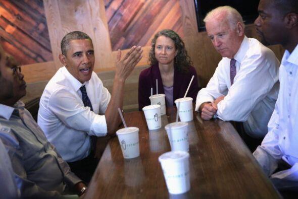 Obama propuso una iniciativa de gasto de infraestructura de 302,000 mill...