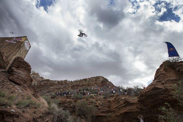 El Red Bull Rampage 2013 quedará en los libros de historia como l...