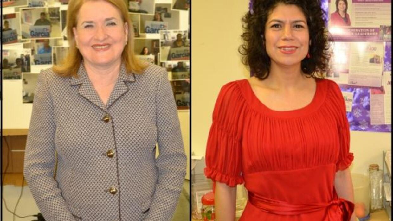 Candidatas hispanas por el Distrito Senatorial 6 de Texas