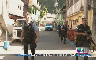 Favelas, barrios de dos caras en Río de Janeiro