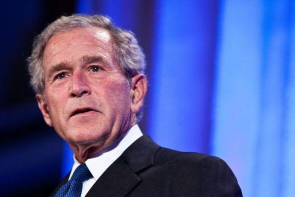 El propio ex presidente Bush defendió el martes las exenciones de impues...
