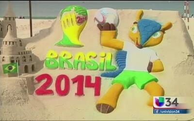 ¡Rio de Janeiro le da la bienvenida al Mundial!
