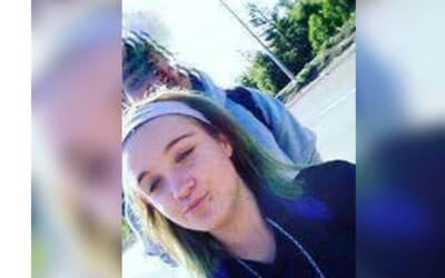 Pearl Pinson, adolescente secuestrada y desaparecida en California.