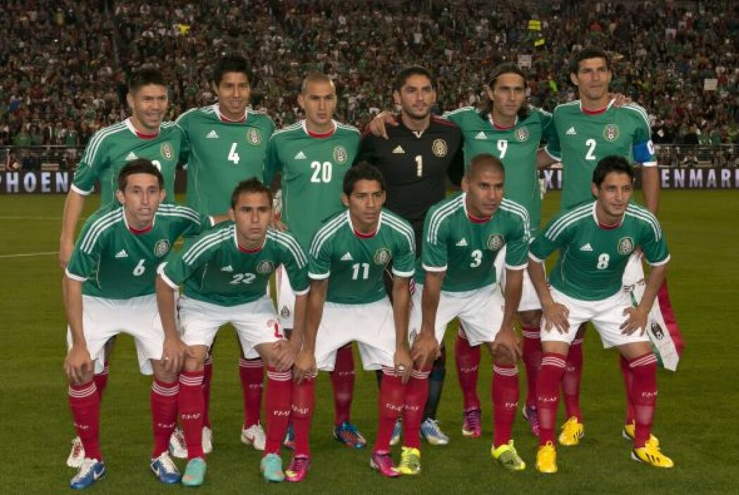 La Selección Mexicana vivió un 2013 de auténtica pesadilla que será reco...