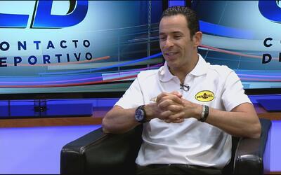 Una entrevista en corto con la leyenda de automovilismo Helio Castroneves.