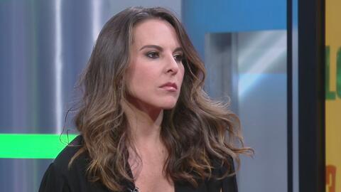 """Kate del Castillo: """"No quiero regresar a México hasta que no me den gara..."""