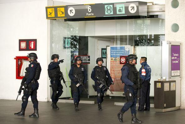 25 de junio. Se registró un enfrentamiento a tiros entre Polic&ia...