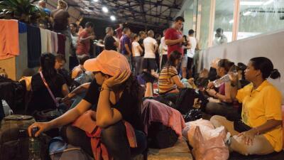 Belice rechaza la propuesta de Costa Rica sobre los cubanos varados cuba...