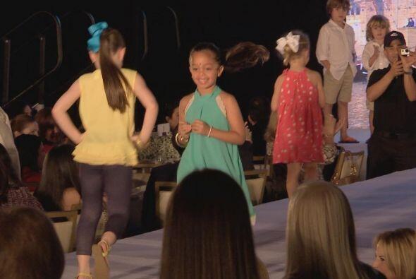 """Hermosas lucieron las niñas vestidas con ropa de """"CAMI by B&..."""
