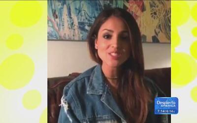 El gran anuncio de Eiza González que te pondrá feliz