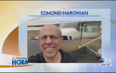 Continúan la búsqueda de una avioneta desaparecida en la Isla Catalina