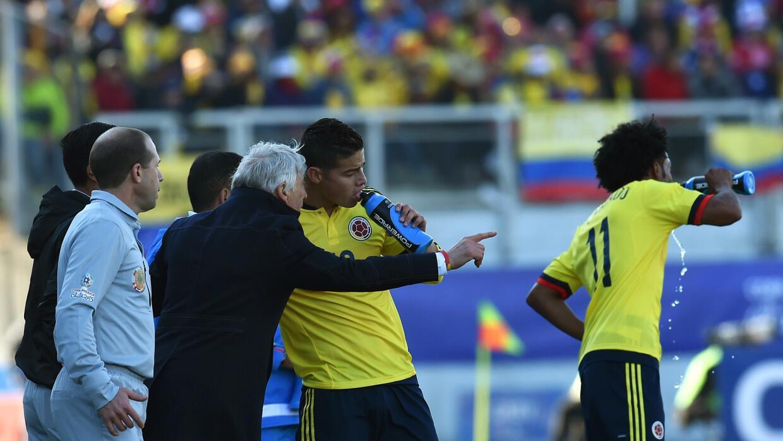 El técnico argentino señaló que Venezuela fue un du...