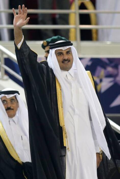 Aquí viven los miembros de la familia real de Qatar y el magnate Alexei...