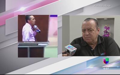 Jorge Raschke llama ignorante predicador Piña